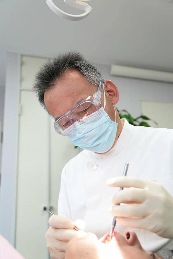 日本歯周病学会認定 歯周病専門医